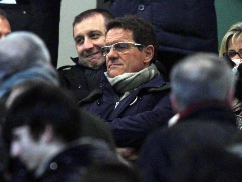 Fabio Capello denies Chelsea approach to succeed Rafael Benitez