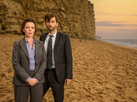 David Tennant to play American detective in US remake of Broadchurch