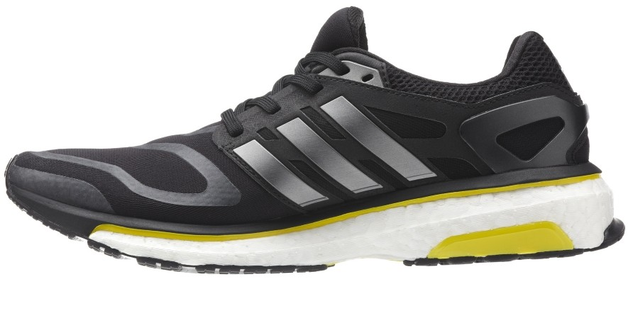 Trainer trial: Testing Adidas's Boost