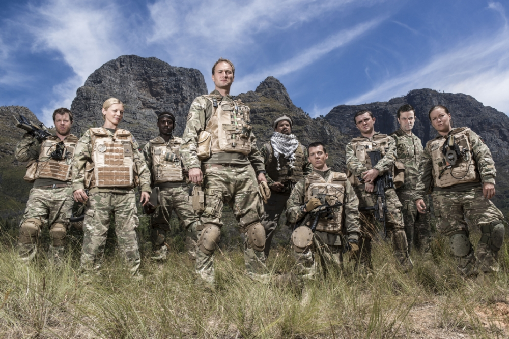Bluestone 42, Elementary and The Crash: TV picks