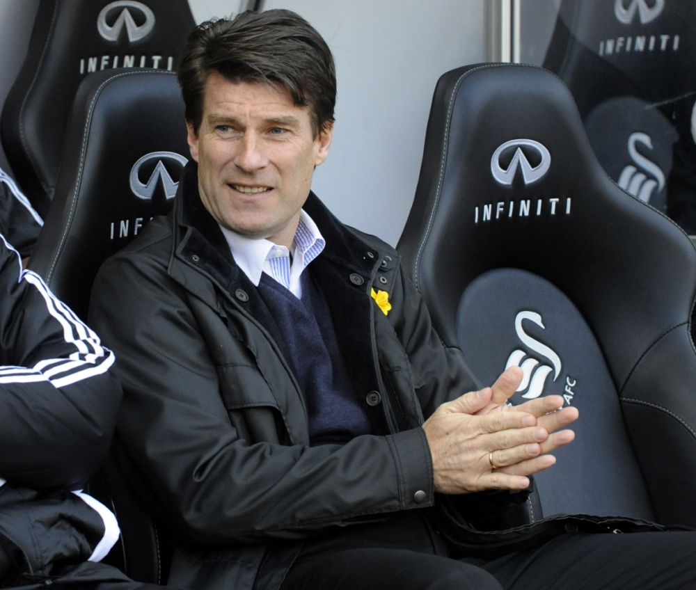 Michael Laudrup and Michu voted 'most impressive' by Premier League bosses