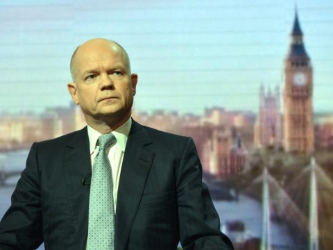 William Hague: Britain should be concerned but calm over North Korea