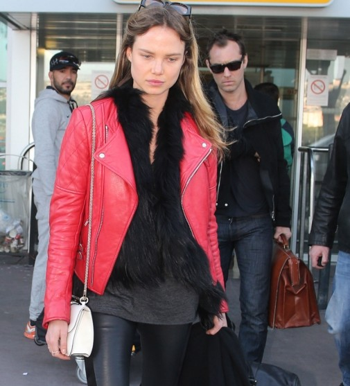 Jude Law 'bags himself a model girlfriend in Alicia Rountree' – and she's 15 years his junior