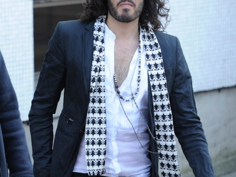 Alan Carr slaps sex ban on randy Russell Brand after he tries it on with Chatty Man audience