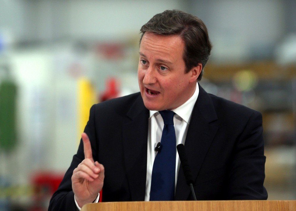 Cameron backs Trident as Britain's 'best insurance policy' against nuclear blackmail