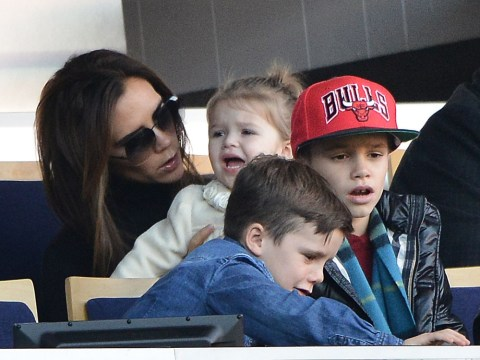 Katie Price takes on supermum Victoria Beckham: I don't think she's being entirely honest