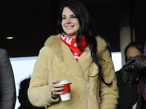 Lana Del Rey reveals why she needs Liverpool FC to win