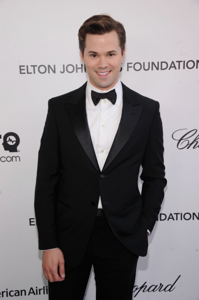 Andrew Rannells: I wish my Girls nude scene at least featured good sex