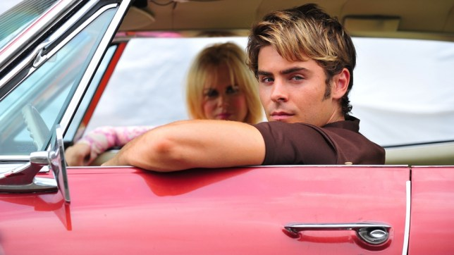 Nicole Kidman and Zac Efron in The Paperboy (Picture: File)