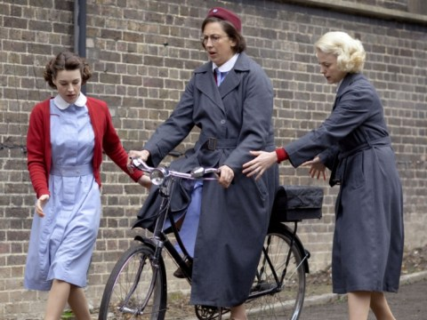 Miranda Hart will not appear in the fifth series of Call The Midwife