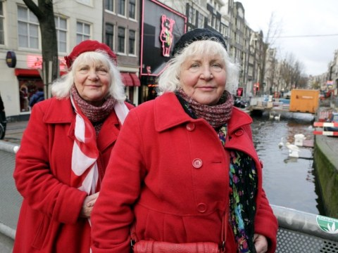 Amsterdam prostitute twins retire at 70 after 50 years and 355,000 men