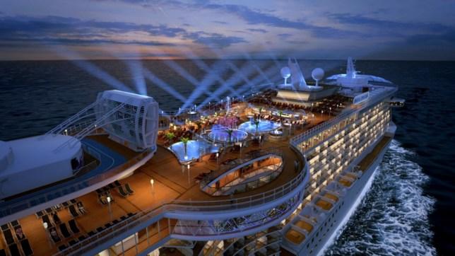 Cruise ship, complaints