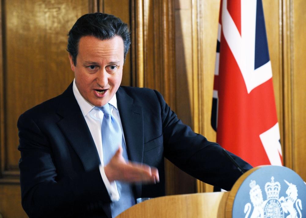 Tory MPs revolt against David Cameron in bid to force EU referendum
