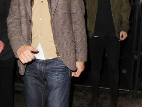 Harry Styles in unlikely bromance with Rio Ferdinand after 1D's weekend in Manchester