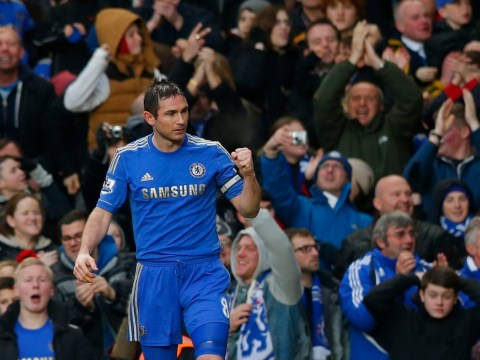 Frank Lampard nets 200th Chelsea goal to help Blues defeat West Ham
