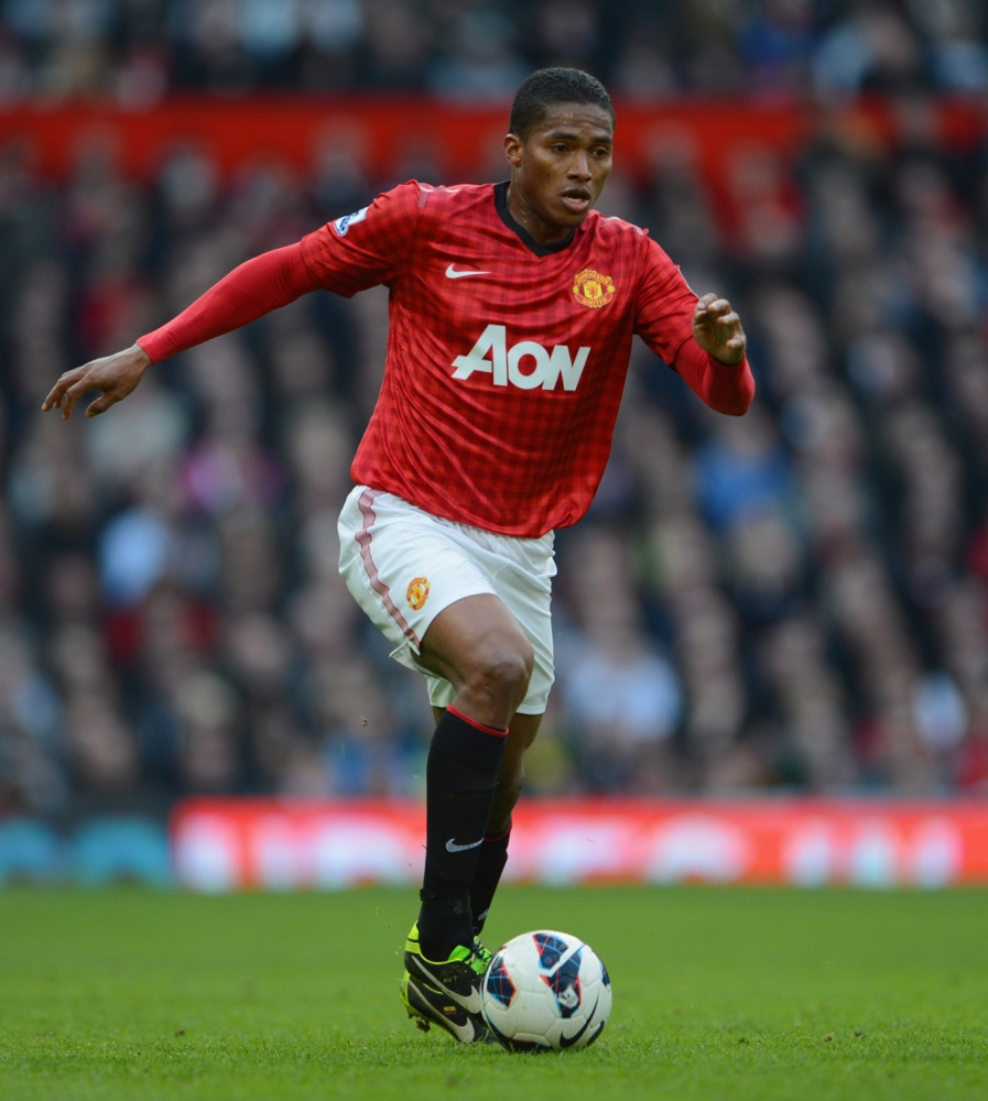 Antonio Valencia was a winner at the LUKAS awards (Picture: Michael Regan/Getty Images)