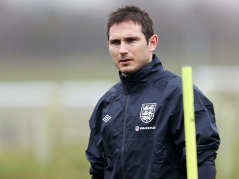 Keeping Roy Hodgson happy is important for Frank Lampard as he considers his next move
