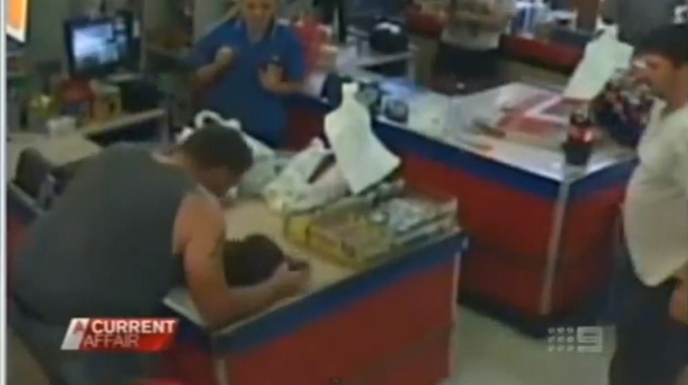 supermarket rescue