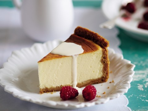 How to cook Hannah Miles's simply vanilla cheesecake