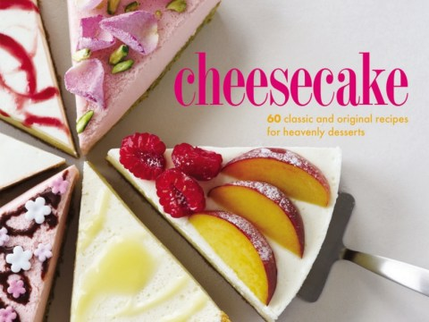 Get baking for your Easter guests with Hannah Miles's Cheesecake cookbook