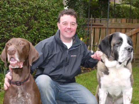 Blood donor dog saves canine's life … and not a sniff of thanks
