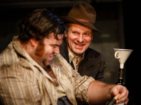 Kneehigh's Steptoe And Son is not as funny as the original but still has magic moments
