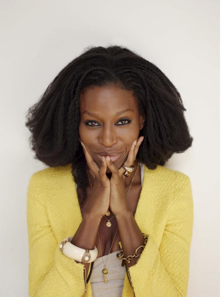 Author Taiye Selasi