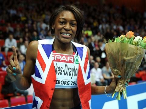 On the Spot: Perri Shakes-Drayton targets world championships glory