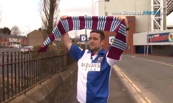 Burnley fan James McDonough applies to become manager of arch-rivals Blackburn