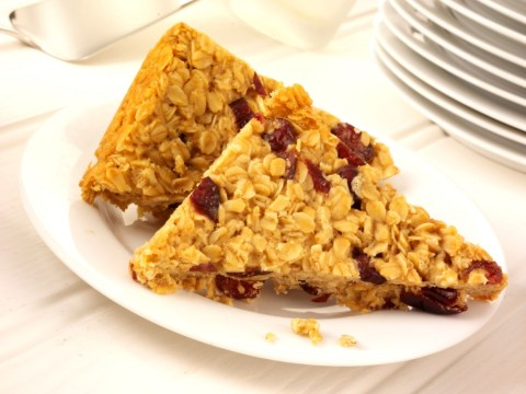 'Dangerous' flapjacks banned from school after food fight