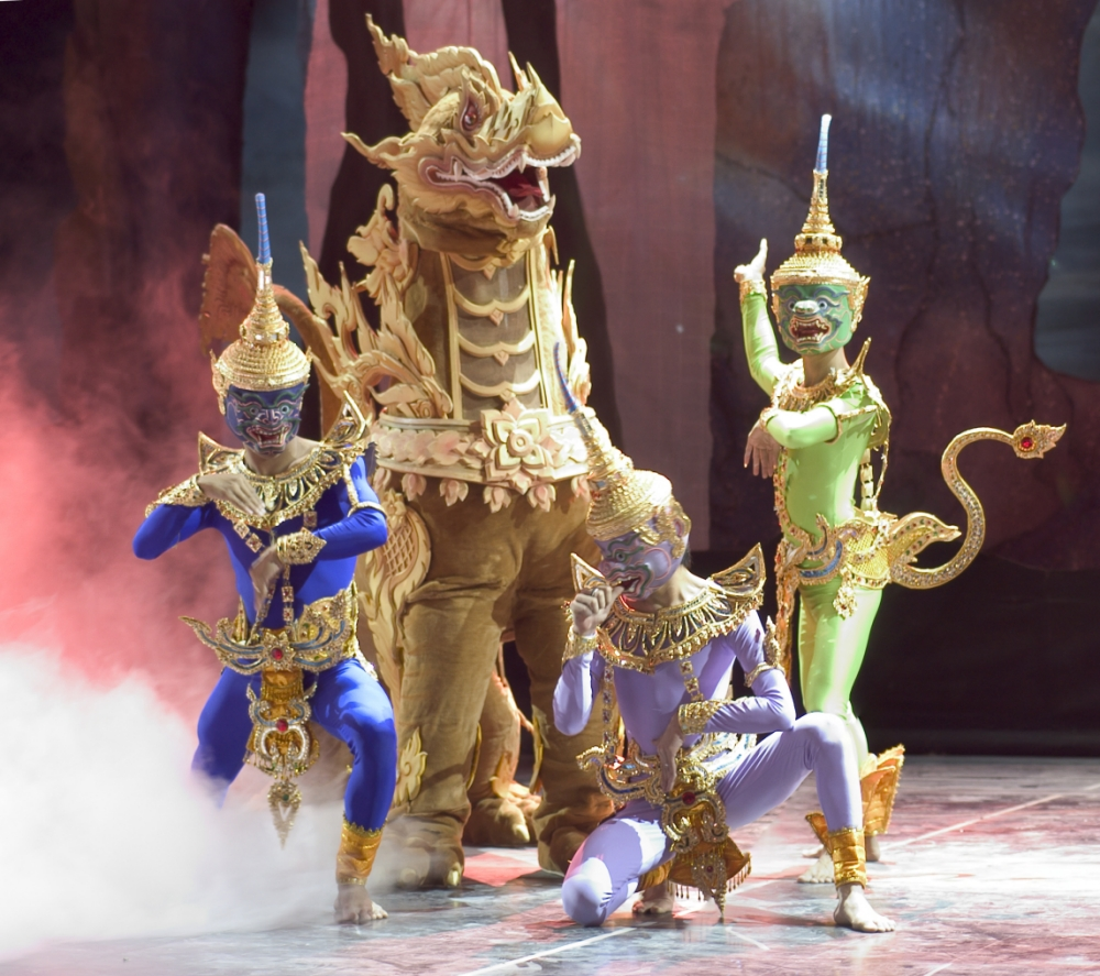 Watch traditional arts and culture in Siam Niramit at Bangkok's Ratchada Theatre (Picture: File)
