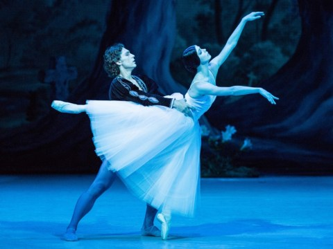 Giselle's Natalia Osipova is mesmerising, despite the ballet-by-numbers production