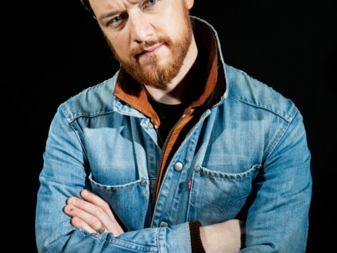 James McAvoy proves he's all man with new role in Danny Boyle's Trance