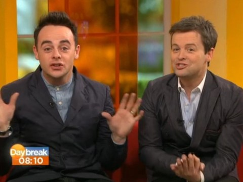 Ant & Dec rule out Big Reunion tour: 'It was all just a joke'