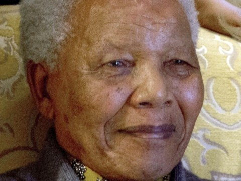 Nelson Mandela in 'good spirits' after hospital admission for lung infection