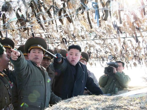 Gallery: North Korea in 'state of war' with South Korea