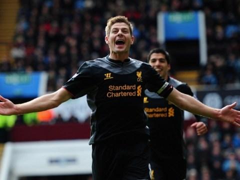 Steven Gerrard: Everton in Liverpool's sights after Aston Villa turnaround