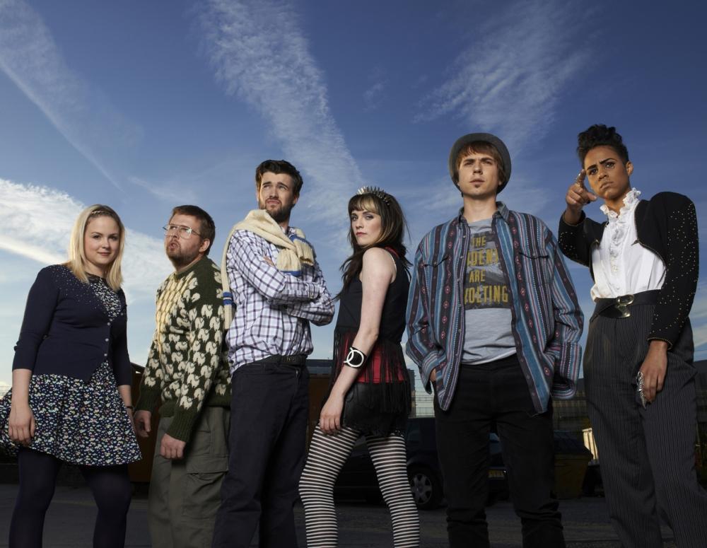 Channel 4 sitcom Fresh Meat set to get big screen treatment