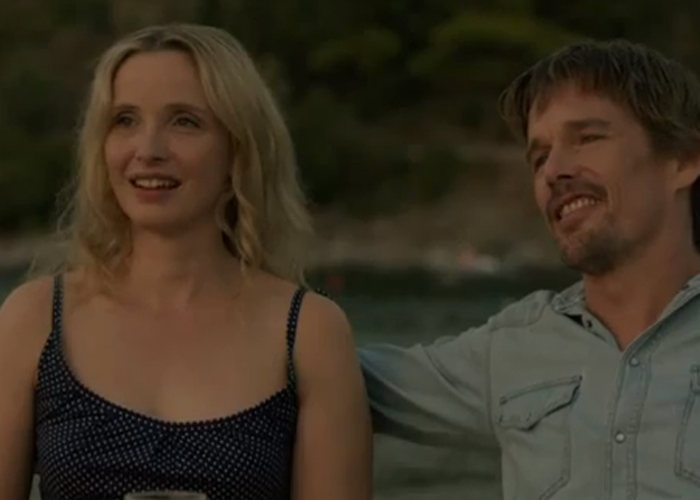 Before Midnight trailer reunites Ethan Hawke and Julie Delpy in Greek setting