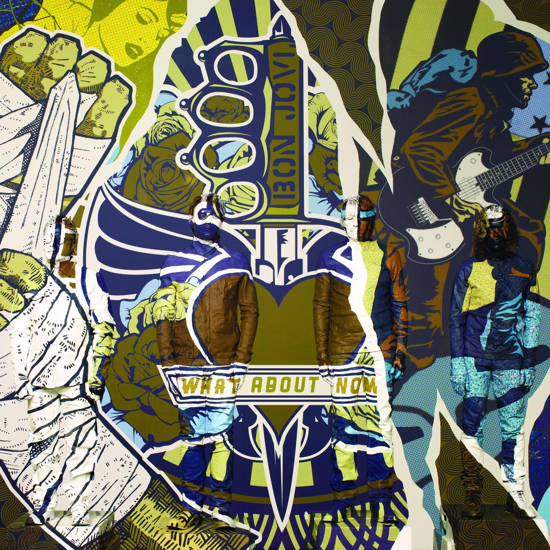 Jon Bon Jovi explains Liu Bolin's radical cover art for new album What About Now