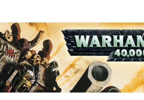 Warhammer 40,000 licence goes to Slitherine, not Sega