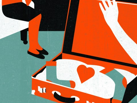 My long-distance love says he can't see a future for us – what can I do?