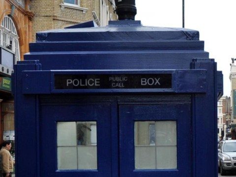 Got a theft to report? Pop to the shops for a Tardis