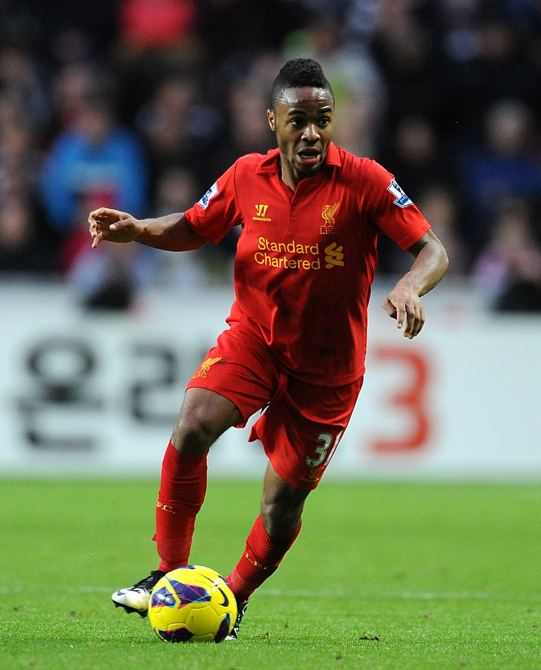 Raheem Sterling set for Championship move as Liverpool confirm loan plans