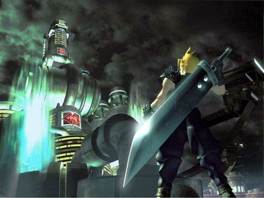 Final Fantasy VII – a product of its time