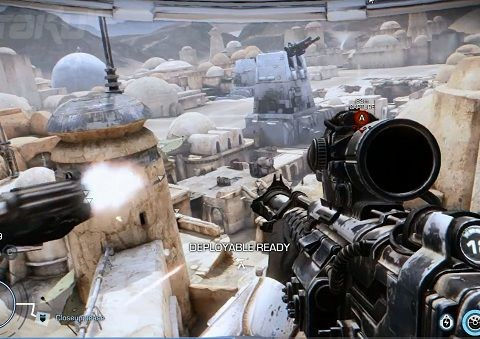 Star Wars: First Assault screens leaked but game's future in question