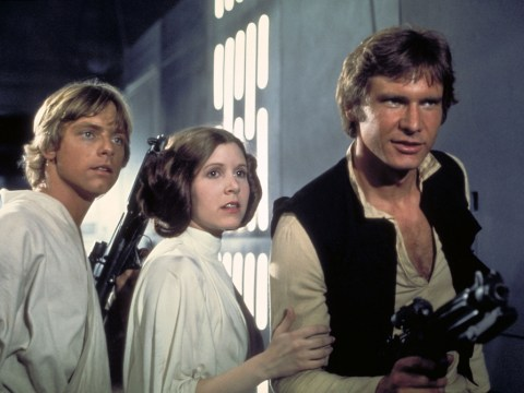 Carrie Fisher: I will appear in Star Wars Episode 7 as elderly Princess Leia