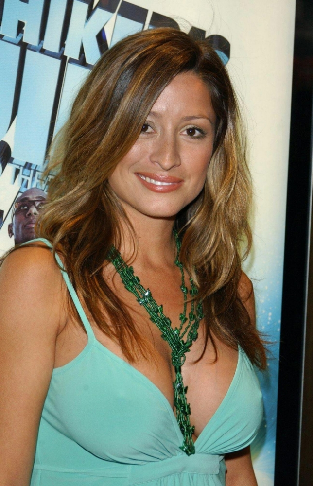 REBECCA LOOS arrives for the World premiere of 'The Hitchhikers Guide To The Galaxy' at the UCI Empire in Leicester Square, central London Wednesday 20 April 2005 See PA Story SHOWBIZ Hitchhikers PRESS ASSOCIATION Photo. Photo credit should read: Ian West/PA