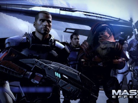 Mass Effect 3: Citadel review – happy ending