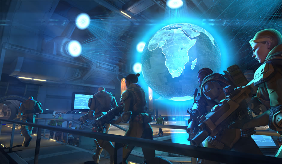 XCOM: Enemy Unknown – touching news